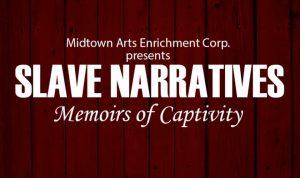 "Reader's Theatre - ""Slave Narratives"""