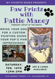 Paw Printz with Pattie Maney