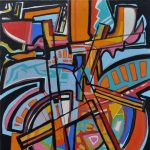 """Opening Reception for Lawrence Tobe's """"Exploring the Present Through The Past"""""""