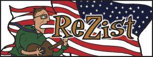 Roy Zimmerman Concert - ReZist