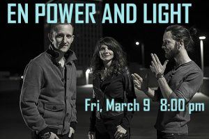 Witchita's En Power and Light: in concert at the Purple House