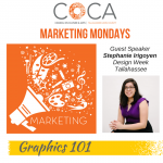 Marketing Mondays: Graphic Design 101