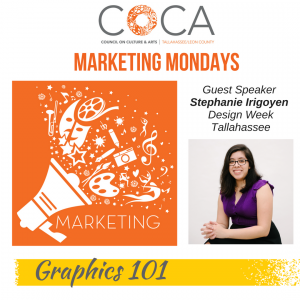 Marketing Mondays: Graphic Design 101