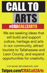 CRA Call to Arts