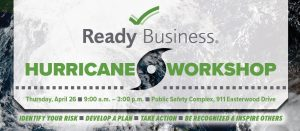 Ready Business Hurricane Workshop