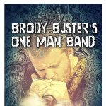 Brody Buster – one-man blues band