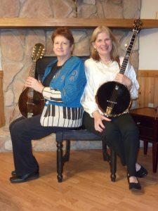 Banjo, Blues & Beyond / Mary Z Cox & Ellen...