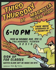 Third Thursday Open Studio
