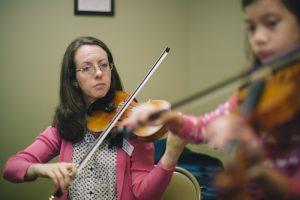 Intermediate String Orchestra Camp