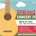 Spring Concert Festival