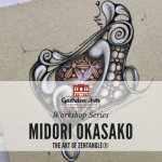 Zentangle Workshop with Midori Okasako