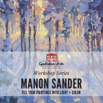 Manon Sander Master Artist Workshop