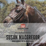 Susan MacGregor Colored Pencil Workshop