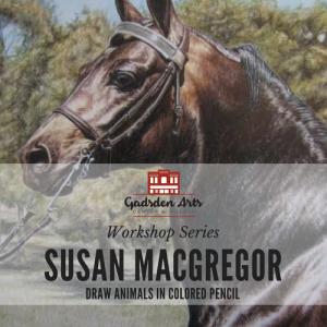 Susan MacGregor Colored Pencil Workshop