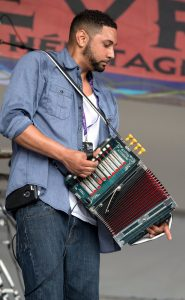 Cedryl Ballou & the Zydeco Trendsetters