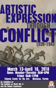 Artistic Expression Through Conflict: The Use of Art in WWII