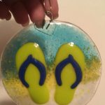 Fun with Fused Glass - Suncatchers & Ramekins