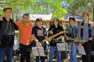 MLE Rock Bands Recital