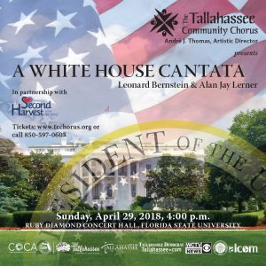 The Tallahassee Community Chorus Spring Concert