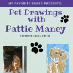 Pet Drawings with Pattie Maney