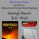 Historical Fiction Book Signing