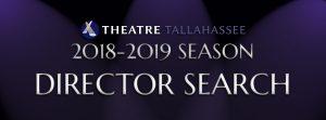 Director Search for 2018-19 Season