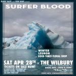Surfer Blood w/ Winter, Good Times Floral Shop & Leunon