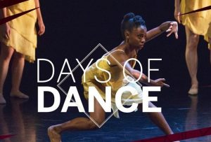 Days of the Dance 2018