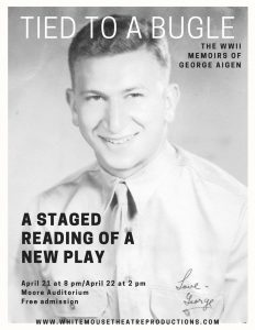 Tied to A Bugle: The WWII Memoirs of George Aigen
