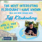 "Jeff Klinkenberg's ""Most Interesting Floridians"""