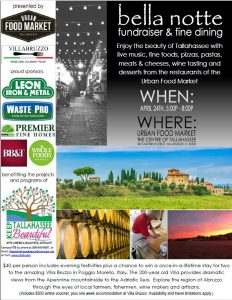 Bella Notte - Keep Tallahassee Beautiful Fundraise...