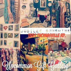 Meet The Artists at Jubilee Sunshine Uncommon Gifts