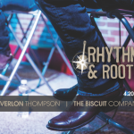 Rhythm & Roots | An Evening with Verlon Thompson
