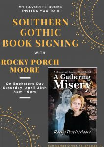 Southern Gothic Book Signing