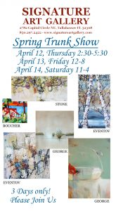 Spring Trunk Show