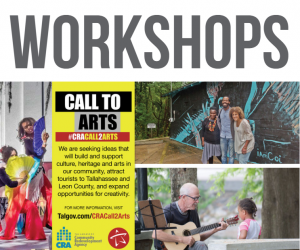 CRA Call to Arts Workshops