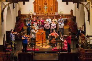 Bach Parley Chamber Singers - Season Finale Concer...