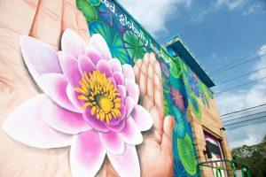 Rik Sha Tacos Mural