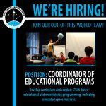 Coordinator of Educational Programs