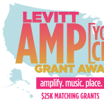 2019 Levitt AMP [Your City] Grant Awards