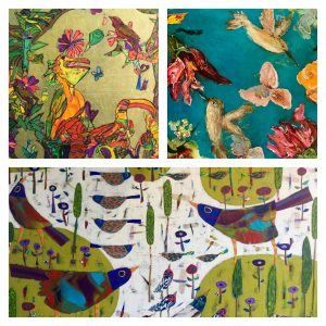 Reception for Put A Bird On It: Artworks by Debo Groover, Anne Hempel and Perdita Ross