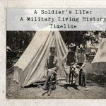 A Soldier's Life: Military Living History Timeline