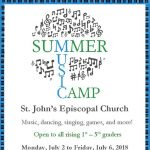 St. John's Summer Music Camp