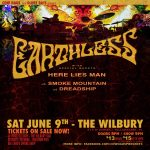 Earthless w/ Here Lies Man, Smoke Mountain & Dreadship