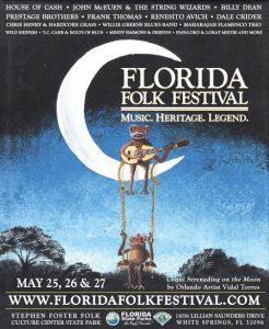 66th Annual Florida Folk Festival