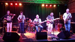 The Jim Crozier Band in the Lab