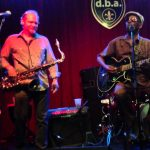 "Walter ""Wolfman"" Washington & The Roadmasters CD Release"