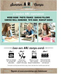 AR Workshop Summer Camps