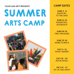 Good Sam Arts Camp
