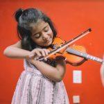 Suzuki PreTwinkle Violin Class